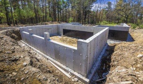 Terrassement avant construction de maison
